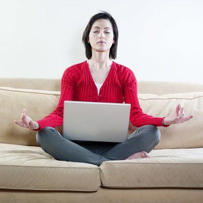 Entspannung ohne Stress